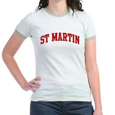 ST MARTIN (red) T