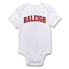 RALEIGH (red) Infant Bodysuit