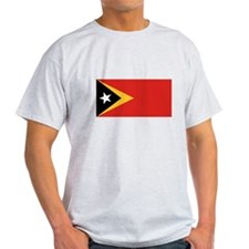 East Timor Flag T-Shirt