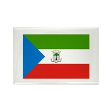 Equatorial Guinea Rectangle Magnet (100 pack)