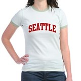 SEATTLE (red) T