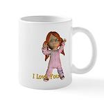 I Love You - Kit Mug