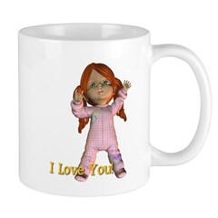 I Love You - Kit Mug