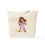I Love You - Kit Tote Bag