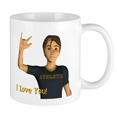 I Love you - Jimmy Mug