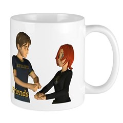 Friends - Jimmy & Jan Mug