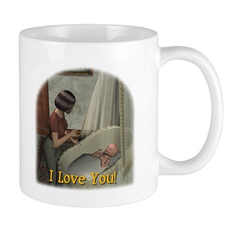 Mom & Baby 01 - Mug
