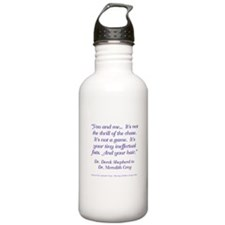 YOU AND ME... Water Bottle