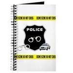 Police Crime Scene Journal