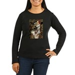 Ophelia / G-Shep Women's Long Sleeve Dark T-Shirt