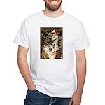 Ophelia / G-Shep White T-Shirt