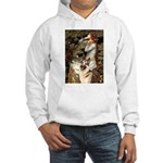 Ophelia / G-Shep Hooded Sweatshirt