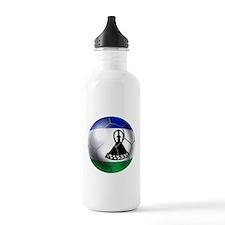 Lesotho Soccer Ball Water Bottle