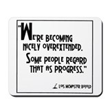 Cute Progressives Mousepad