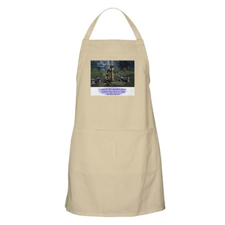In the Garden - BBQ Apron