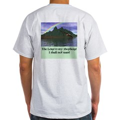The Lord is My Shepherd Version 1 - Light T-Shirt