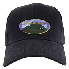 Lord is My Shepherd - Black Cap