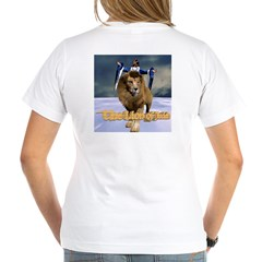 Lion of Judah - Women's V-Neck T-Shirt