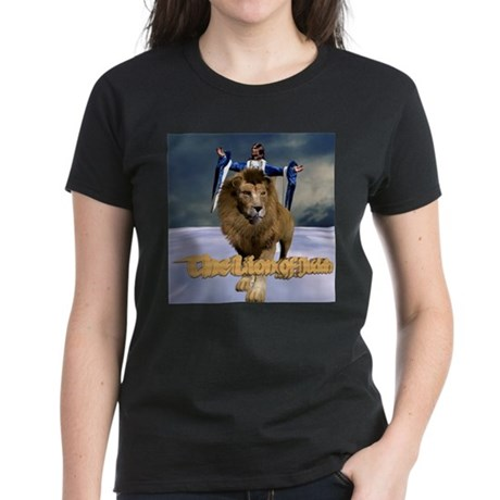 Lion of Judah - Women's Dark T-Shirt