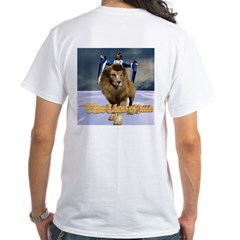 Lion of Judah - White T-Shirt