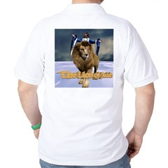 Lion of Judah - Golf Shirt