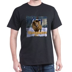 Lion of Judah Version 2 - Dark T-Shirt