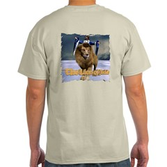 Lion of Judah Version 2 - Light T-Shirt