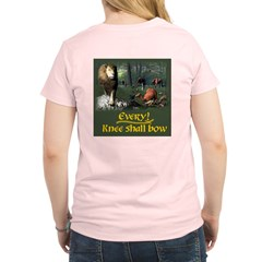 Every Knee Shall Bow-Women's Light T