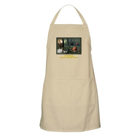 Every Knee Shall Bow - BBQ Apron