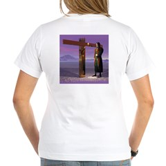 Crossroads - Women's V-Neck T-Shirt