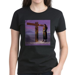 Crossroads - Women's Dark T-Shirt