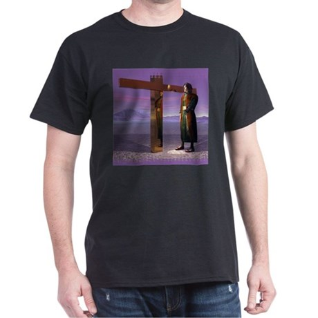 Crossroads Version 1 - Dark T-Shirt