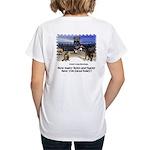 The Coliseum - Women's V-Neck T-Shirt
