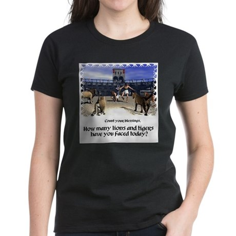 The Coliseum - Women's Dark T-Shirt