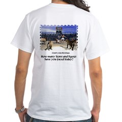 The Coliseum - White T-Shirt