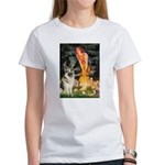 Fairies / G-Shep Women's T-Shirt