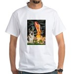 Fairies / G-Shep White T-Shirt