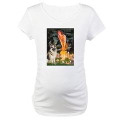 Fairies / G-Shep Maternity T-Shirt
