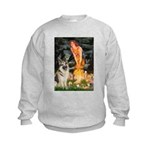 Fairies / G-Shep Kids Sweatshirt