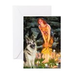 Fairies / G-Shep Greeting Card
