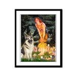 Fairies / G-Shep Framed Panel Print