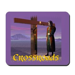 Crossroads - Mousepad