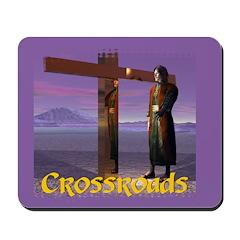 Crossroads - Mousepad