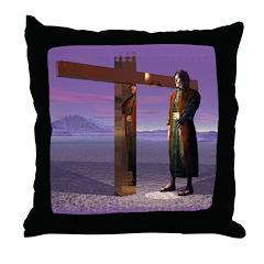 Crossroads - Throw Pillow