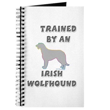 Wolfhound Silver Journal