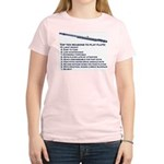 Flute Top 10 Women's Light T-Shirt