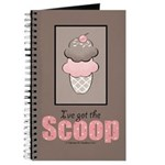 Writer Gossip Student Journal Notebook Diary