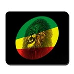 Reggae Lion Mousepad