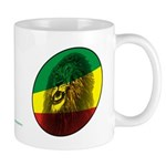Reggae Lion Dark Mug