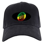 Reggae Lion Black Cap